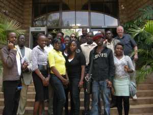 Participants of the Capacity Building Community Media PLW